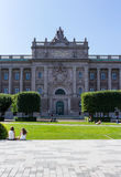 Parliament in Stockholm Stock Photography