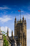 Parliament of UK Royalty Free Stock Photography