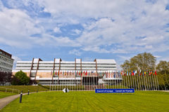 Parliamentary Assembly of the Council of Europe Royalty Free Stock Photography