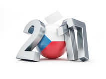 Parliamentary elections in the Czech Republic Stock Images