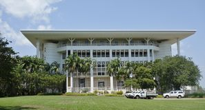 Parliment House, Darwin, Royalty Free Stock Photos