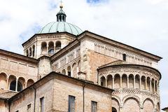 Parma Cathedral Royalty Free Stock Image