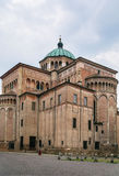 Parma Cathedral (Duomo), Italy Stock Image
