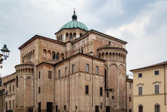 Parma Cathedral (Duomo), Italy Stock Photography