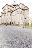 Parma Cathedral Stock Photography