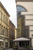 Parma centrum miasta koloru c?rek wizerunku matka dwa zdjęcia stock