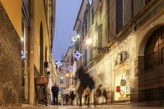 Parma, Emila Romagna, Italia Fotografia Stock Libera da Diritti