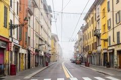 Parma Emilia Romagna, Italien Arkivfoto