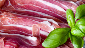 Parma ham Stock Photos