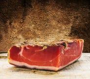 Parma ham Stock Image