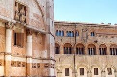 Parma - Historic buildings Stock Photo