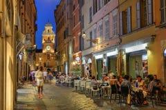 Parma, Italien Stockfoto