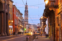 PARMA, ITALY Royalty Free Stock Photo