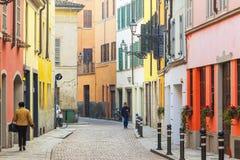 Parma, provincia di Emilia Romagna, Italia Fotografia Stock