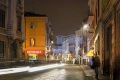 Parma, regione di Emilia Romagna, Italia Fotografia Stock Libera da Diritti
