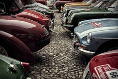 Parma to Poggio di Berceto Stock Photography