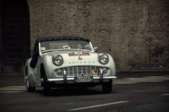 Parma to Poggio di Berceto Royalty Free Stock Photography
