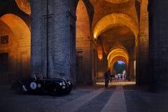 Parma to Poggio di Berceto Stock Photo