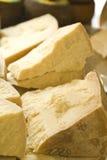 Parmesan. Delicious italian parmesan cheese Royalty Free Stock Photos