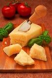 parmesan stock fotografie