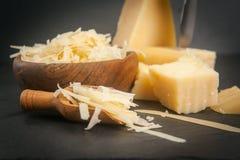 parmesan royalty-vrije stock foto's