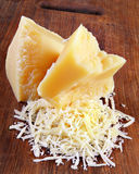 Parmesan cheese Royalty Free Stock Photos