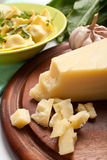 Parmesan cheese Royalty Free Stock Photography