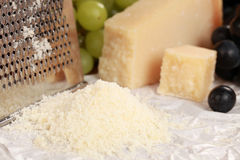 Parmesan cheese Stock Photo