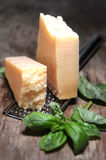 Parmesan cheese for italian food culinary Royalty Free Stock Photography