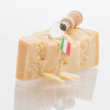 Parmesan cheese Stock Photography