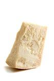 Parmesan cheese  on white  Stock Photos