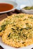 Parmesan Furikake Crisps Royalty Free Stock Photos