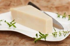 Parmesan italien Images stock