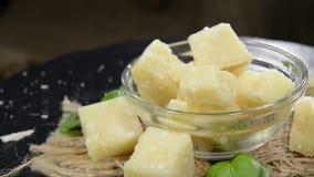 Parmesan (loopable) Royalty Free Stock Photo