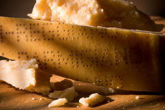 Parmesan Reggiano Photos stock