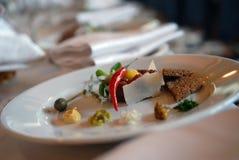 parmesan serowa cielęcina Zdjęcie Royalty Free