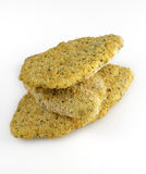 Parmesan Tilapia Fillets Royalty Free Stock Images