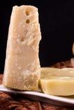 Parmesankäse-Parmesankäse Lizenzfreies Stockbild
