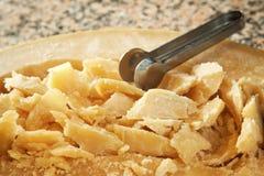 Parmesano Foto de archivo libre de regalías