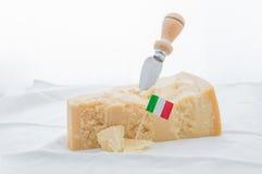 Parmigiano Fotografia Stock Libera da Diritti