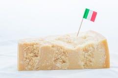 Parmigiano originale Immagini Stock