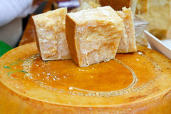 Parmigiano Reggiano Royalty Free Stock Photos