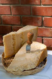 Parmigiano-Reggiano Stock Photography