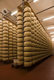 Parmigiano Reggiano Royalty Free Stock Photography