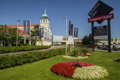 Parndorf Designer Outlet  - MCARTHUR GLEN OUTLET MALL Stock Image