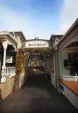Parnell wioska Auckland Obrazy Royalty Free