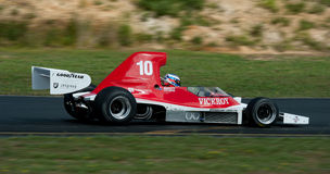 Parnelli Jones' Lola T400 - Viceroy Team Royalty Free Stock Photo