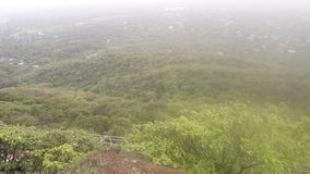 Parnera Hill forest in valsad Gujarat India `beauti of valsad`. This place is one  of the best beautiful places in south Gujarat  in India stock images