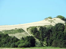 Parnidis dune, Lithuania Stock Images