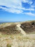 Parnidis dune, Lithuania Stock Image
